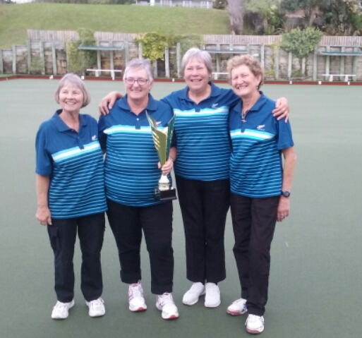 OHOPE LADIES PARADISE TOURNAMENT WINNERS 2018